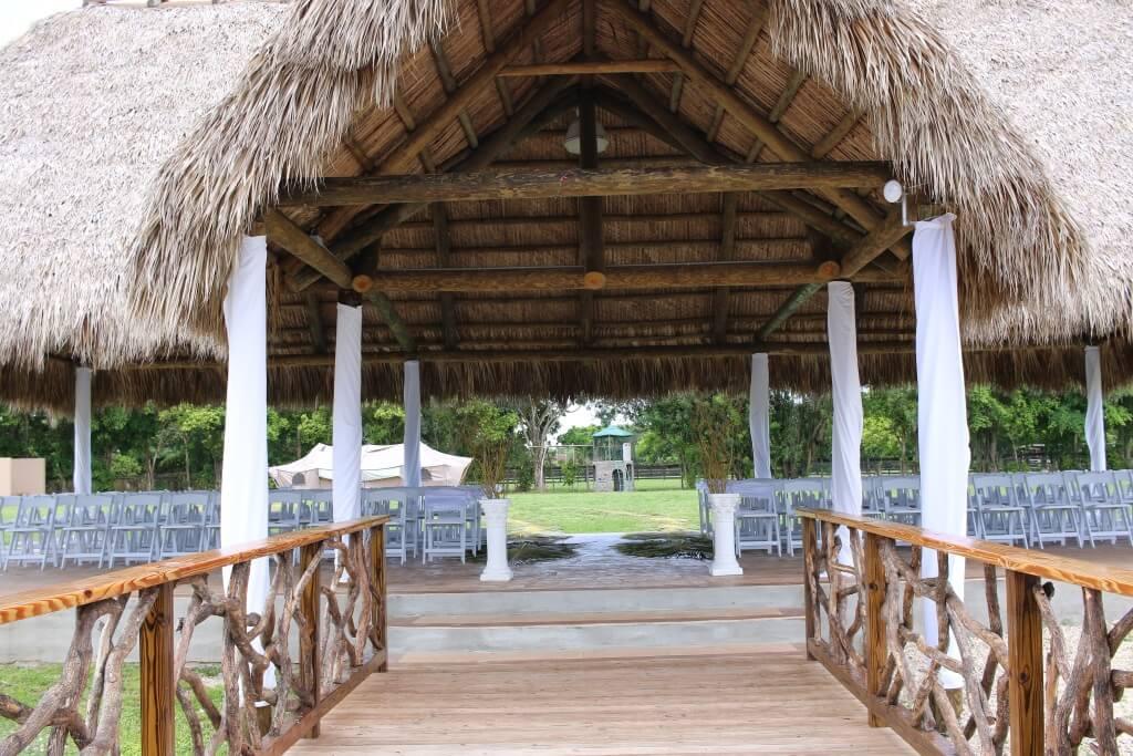 Farm, Rustic, Outdoor Wedding Venue Miami | Coco Paradise